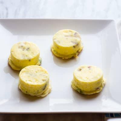 Keto Egg Bites Recipe