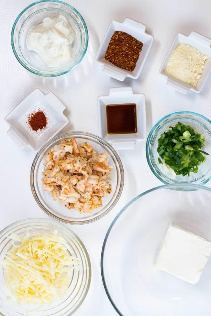 cajun shrimp dip ingredients