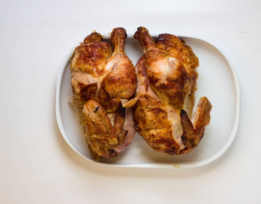 Start with a rotisserie chicken to make keto bone broth